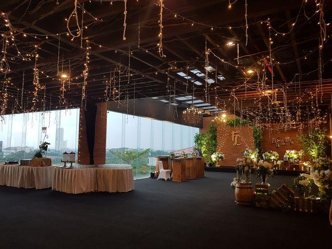 FELIX & LESLIE WEDDING by United Grand Hall - 026