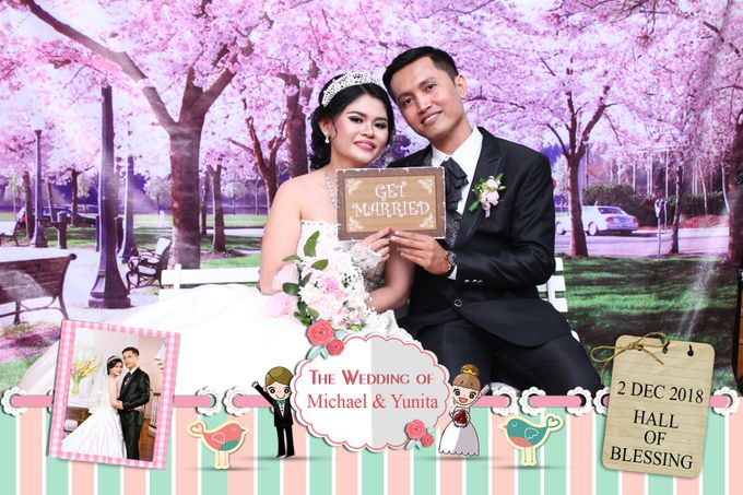 Wedding by Picpack photobooth - 005