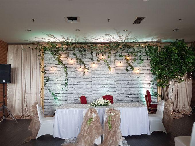 DIMAS & PUTRI WEDDING by United Grand Hall - 006