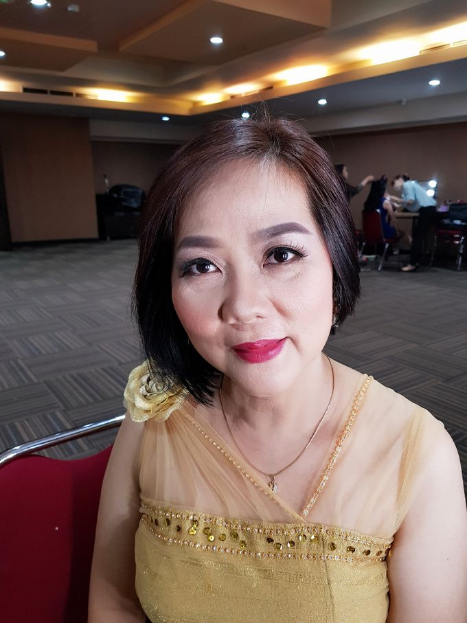 Simple Party Makeup by Juny Veniera Makeup Artist - 008