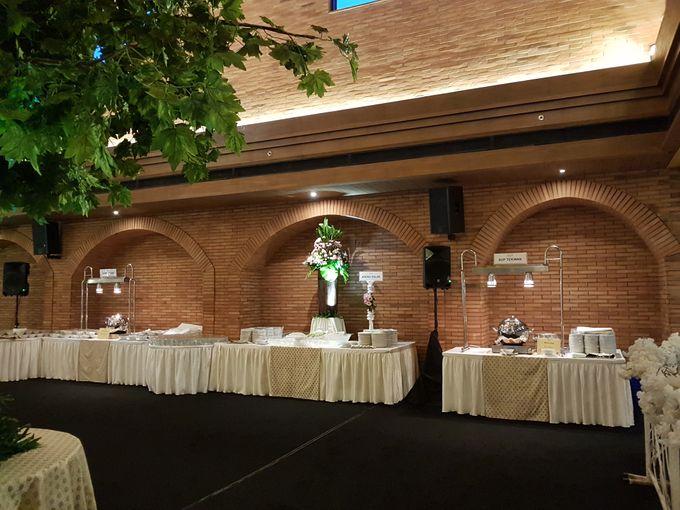 DIMAS & PUTRI WEDDING by United Grand Hall - 017