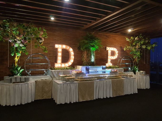 DIMAS & PUTRI WEDDING by United Grand Hall - 028