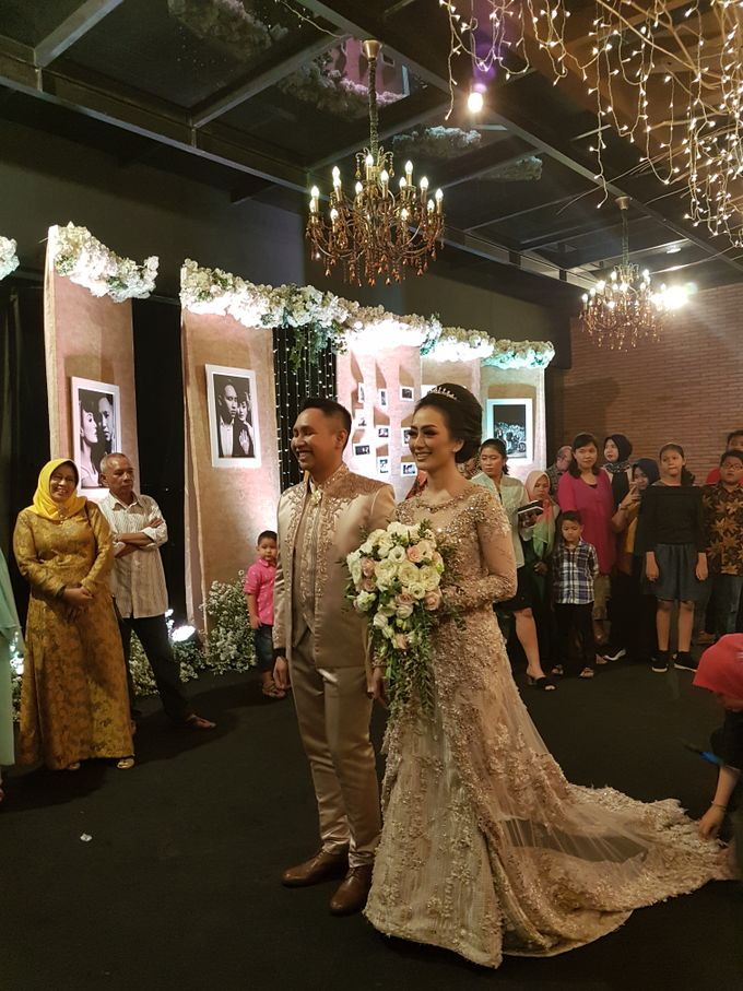 DIMAS & PUTRI WEDDING by United Grand Hall - 031