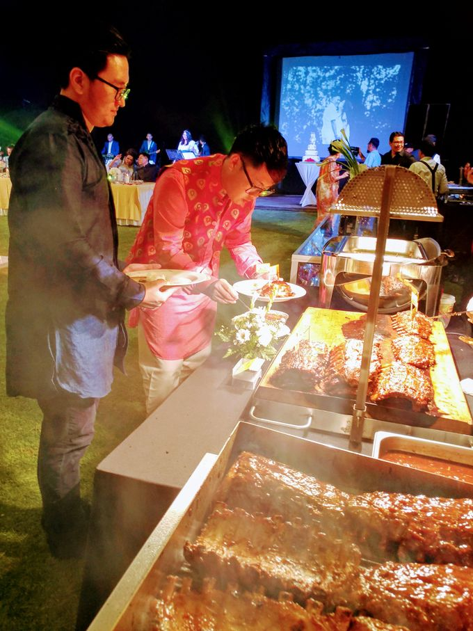 WAHAHA BBQ Station At Pandawa Estate by Wahaha Pork Ribs - 013