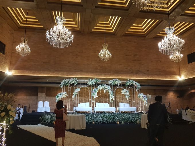 ANGGA & RATNA WEDDING by United Grand Hall - 014
