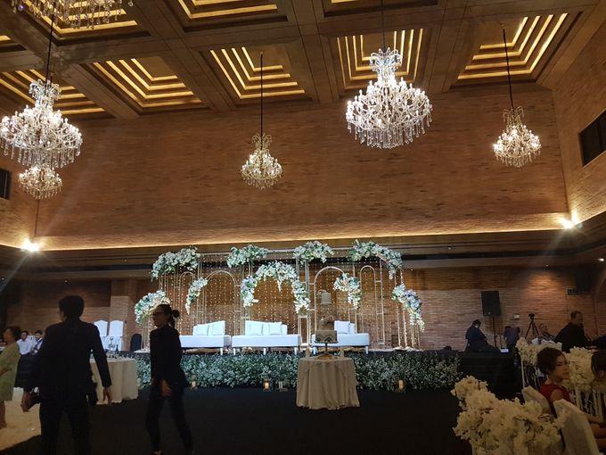 ANGGA & RATNA WEDDING by United Grand Hall - 003