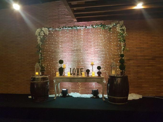 ANGGA & RATNA WEDDING by United Grand Hall - 005