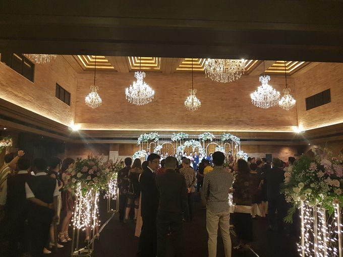 ANGGA & RATNA WEDDING by United Grand Hall - 009