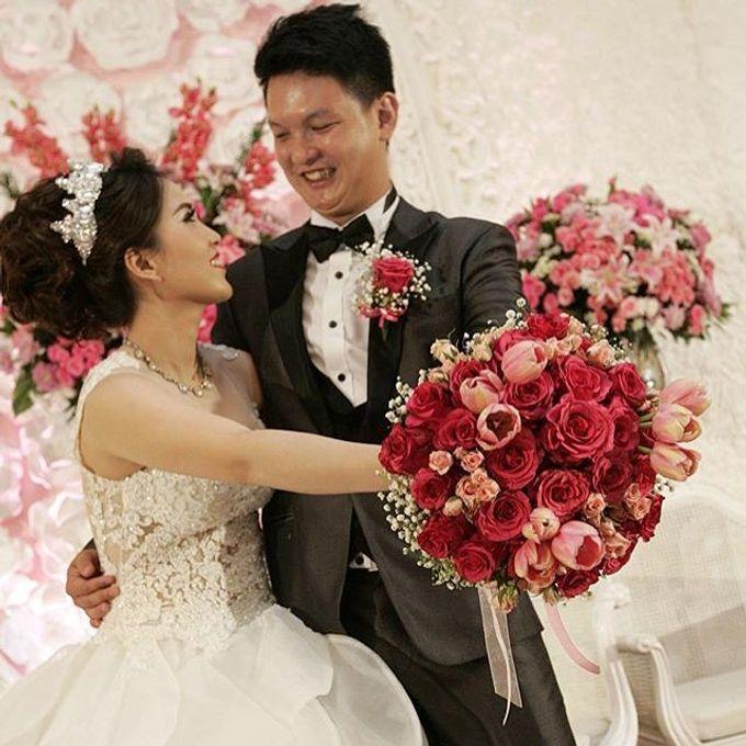 Wedding Arrangements by Fluxerchef Jakarta - 017