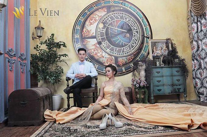 Pre Wedding Indoor by LeVien - 001