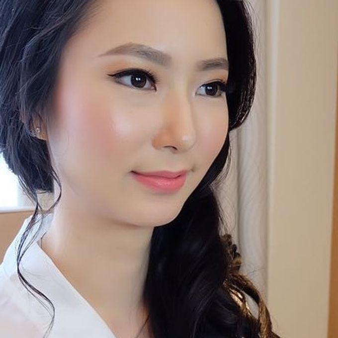 Natural MAKE UP For BRIDE by Marsia Yulia Signature. Natural and Korean Make Up Specialist. - 002
