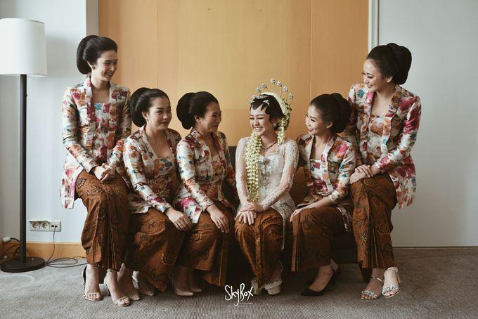 Naya & Ari - Javanese Celebration by One Heart Wedding - 003