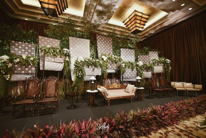 Naya & Ari - Javanese Celebration by One Heart Wedding - 001