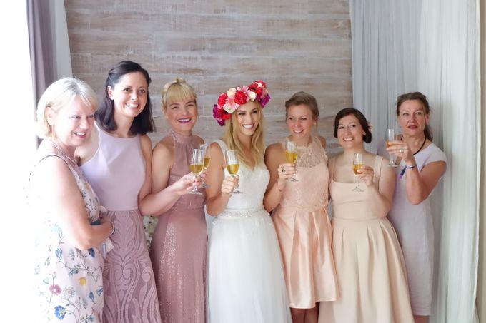 Wedding, Prewedding by CHERIS'H makeup artist - 011