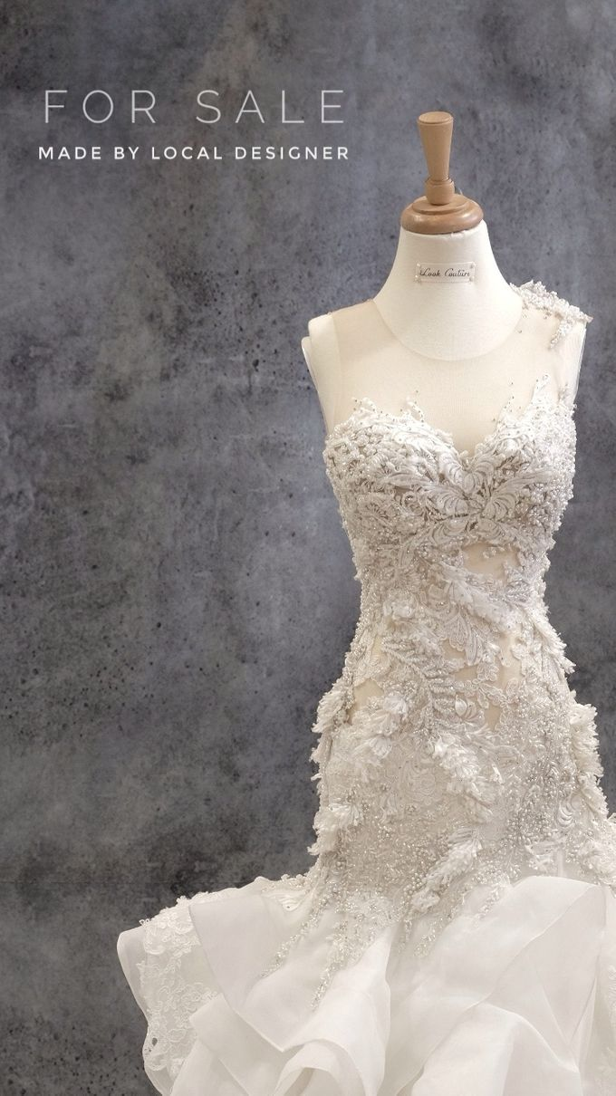 91845a2f30f3 Add To Board Wedding Dress For Sale, 50%off by iLook ( Makeup & Couture ) -