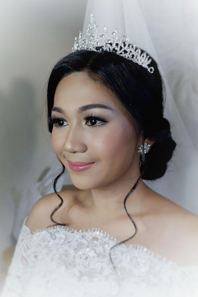 Wedding, Trial & Prewedding by CHERIS'H makeup artist - 011