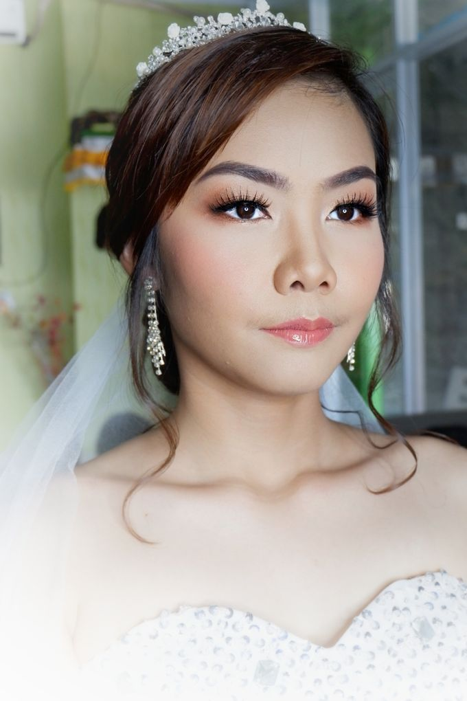 Wedding, Trial & Prewedding by CHERIS'H makeup artist - 013