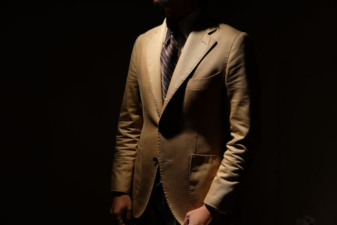 Cotton suit for smart casual wear by Terra Tailor - 003