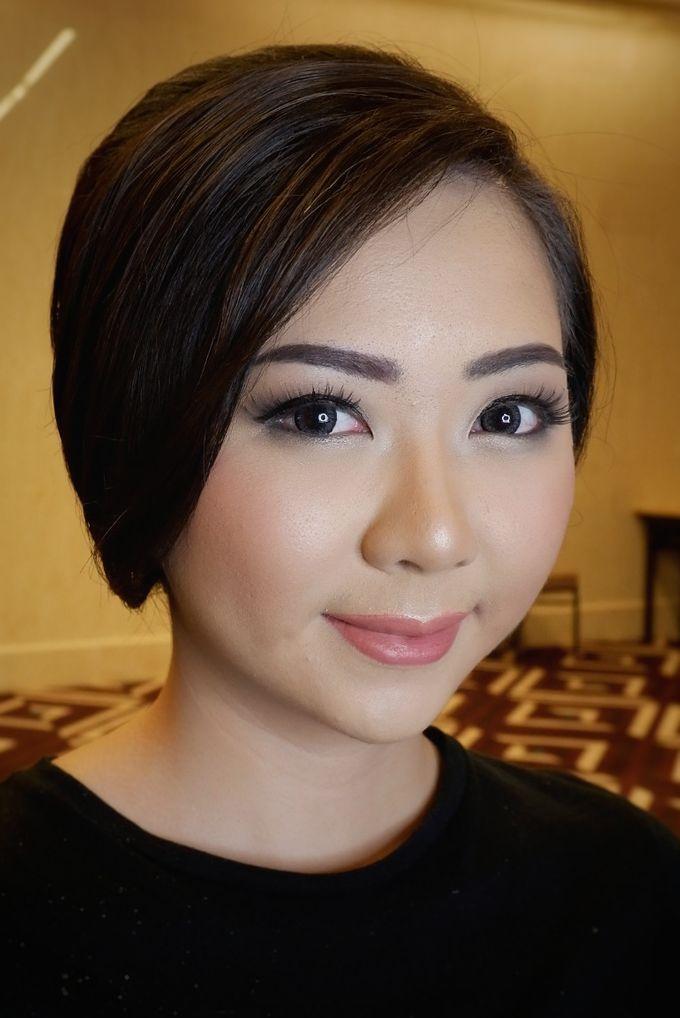 Wedding, Trial & Prewedding by CHERIS'H makeup artist - 009