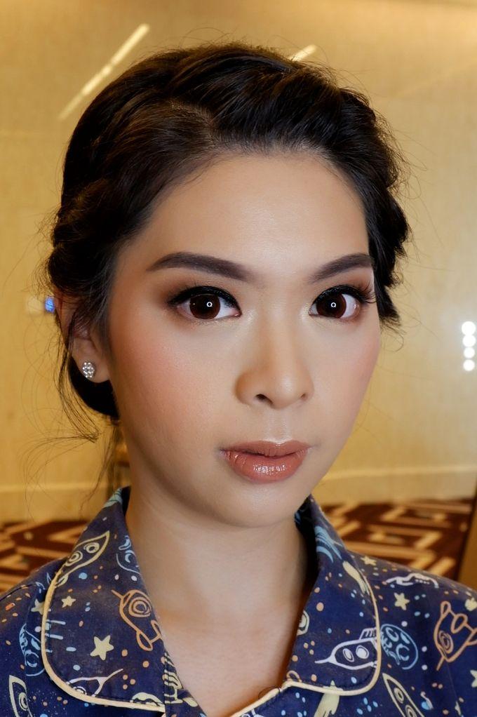 Wedding, Trial & Prewedding by CHERIS'H makeup artist - 012