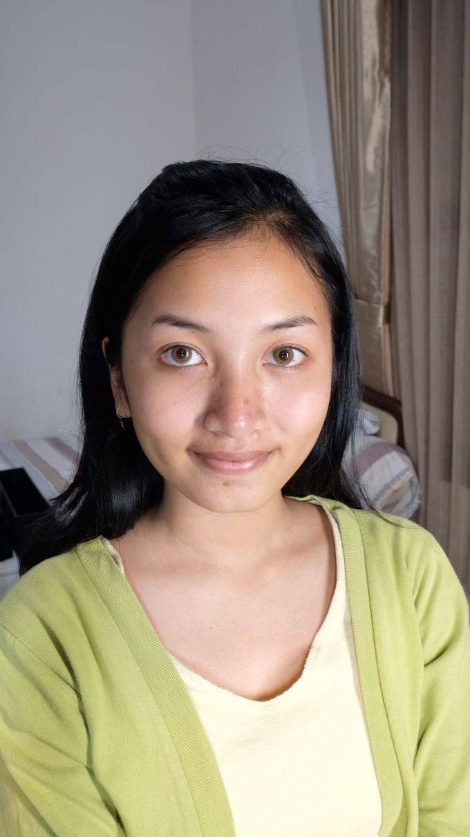 Korean Wedding Makeup Look - Ms. ABIGAEL by Nathalia Tjan Makeup - 005
