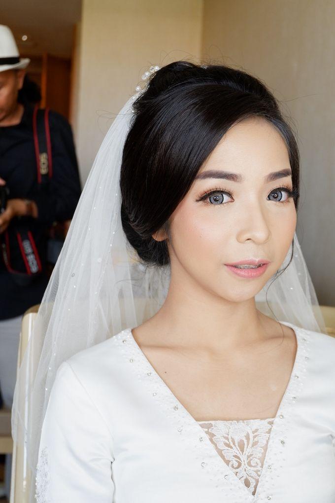 Wedding, Trial & Prewedding by CHERIS'H makeup artist - 008