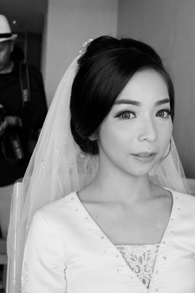 Wedding, Trial & Prewedding by CHERIS'H makeup artist - 006