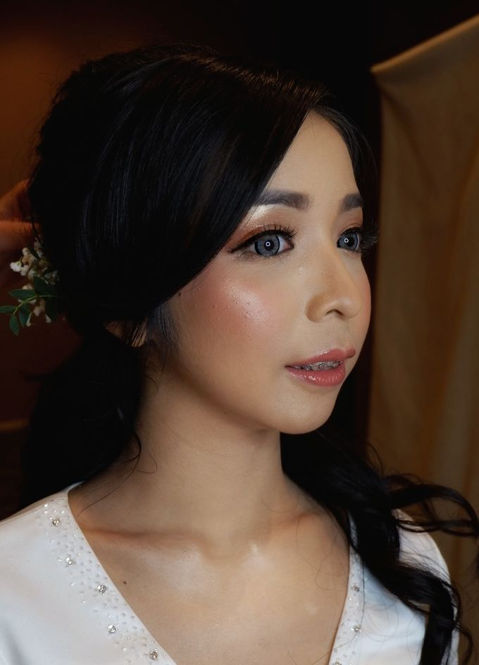 Wedding, Trial & Prewedding by CHERIS'H makeup artist - 005