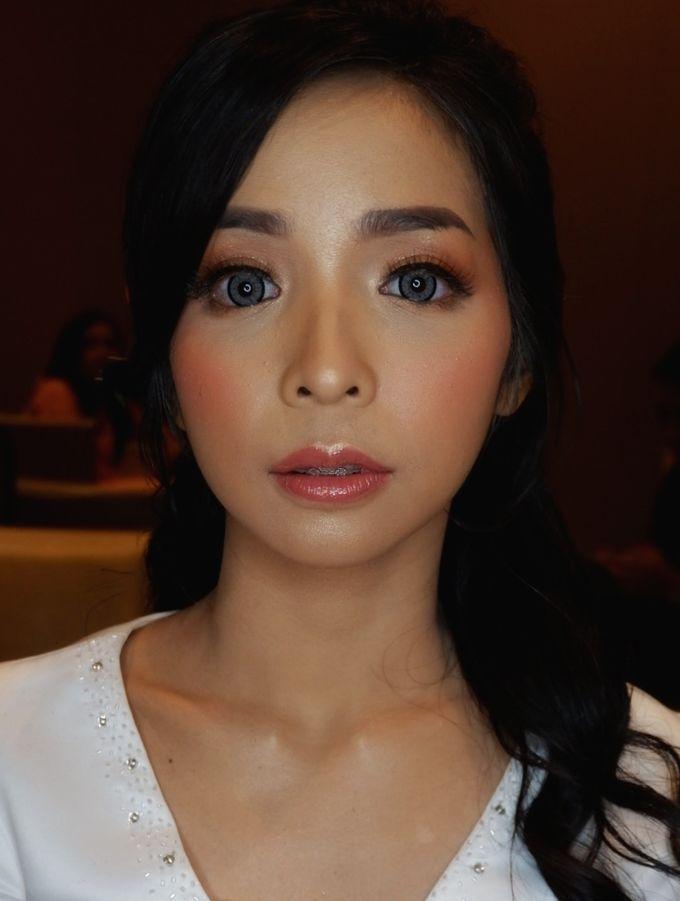 Wedding, Trial & Prewedding by CHERIS'H makeup artist - 004