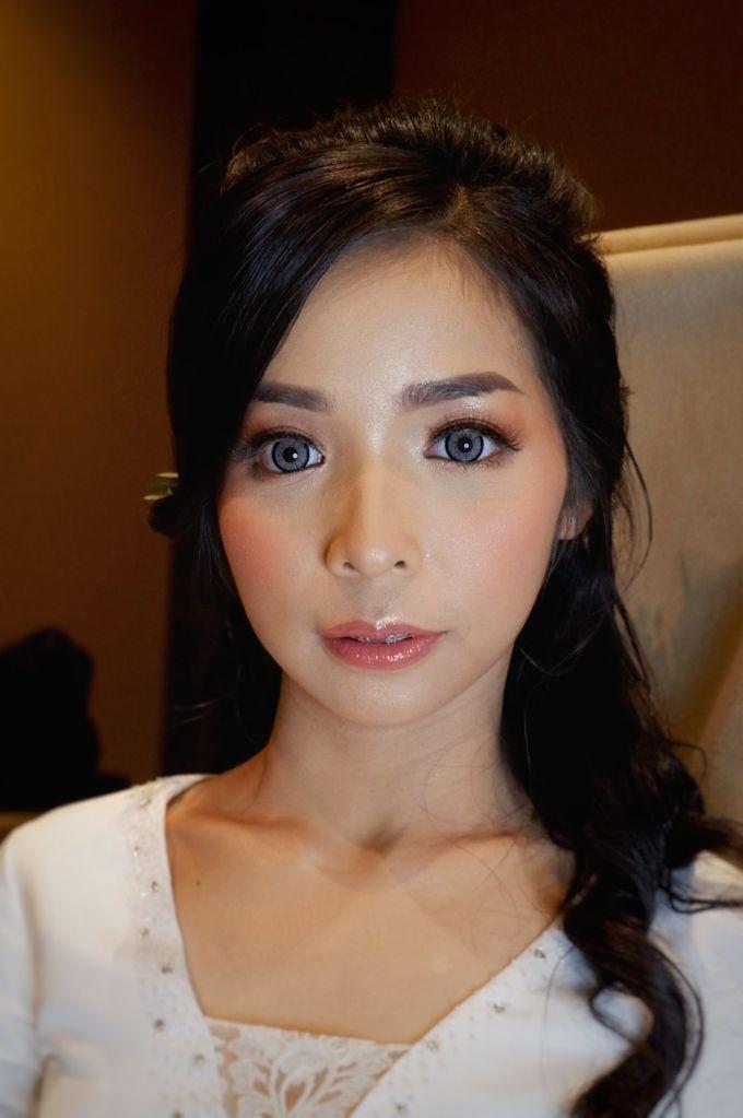 Wedding, Trial & Prewedding by CHERIS'H makeup artist - 003
