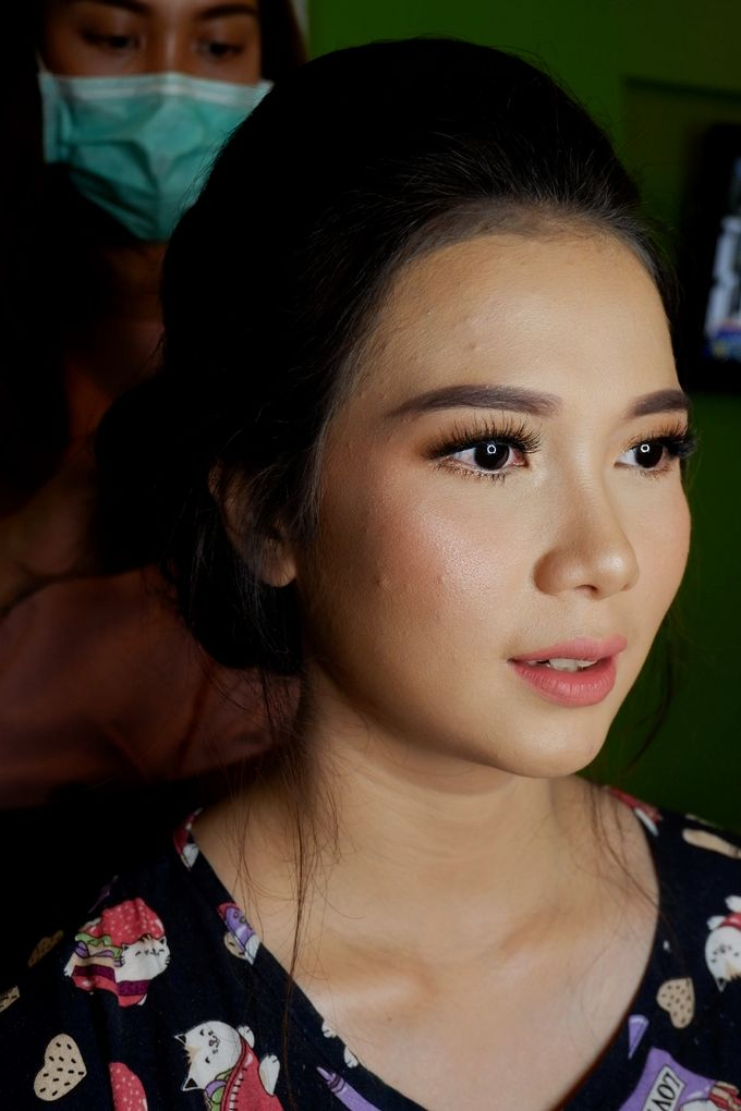 Wedding, Trial & Prewedding by CHERIS'H makeup artist - 020