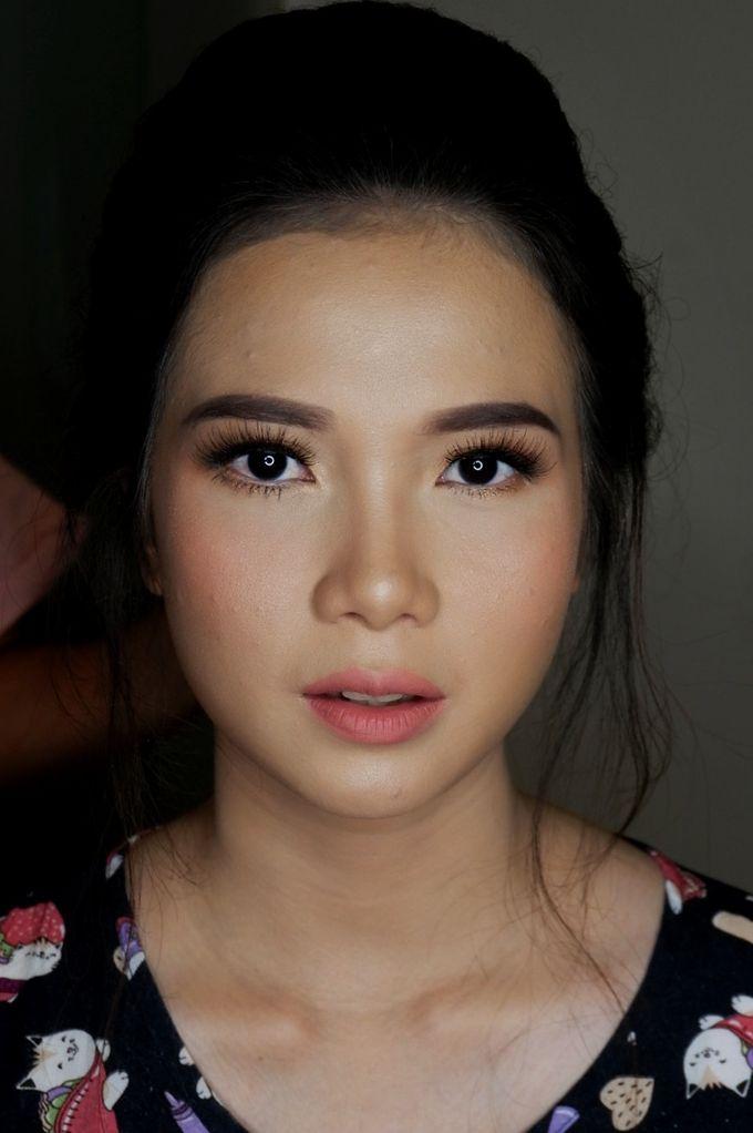 Wedding, Trial & Prewedding by CHERIS'H makeup artist - 014