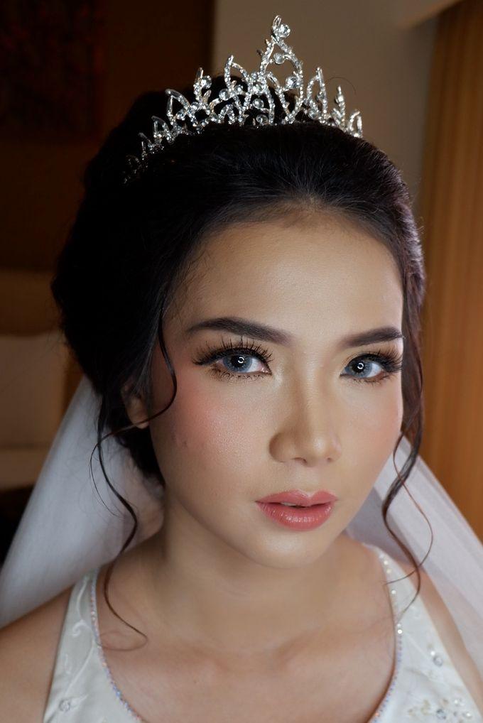 Wedding, Trial & Prewedding by CHERIS'H makeup artist - 016