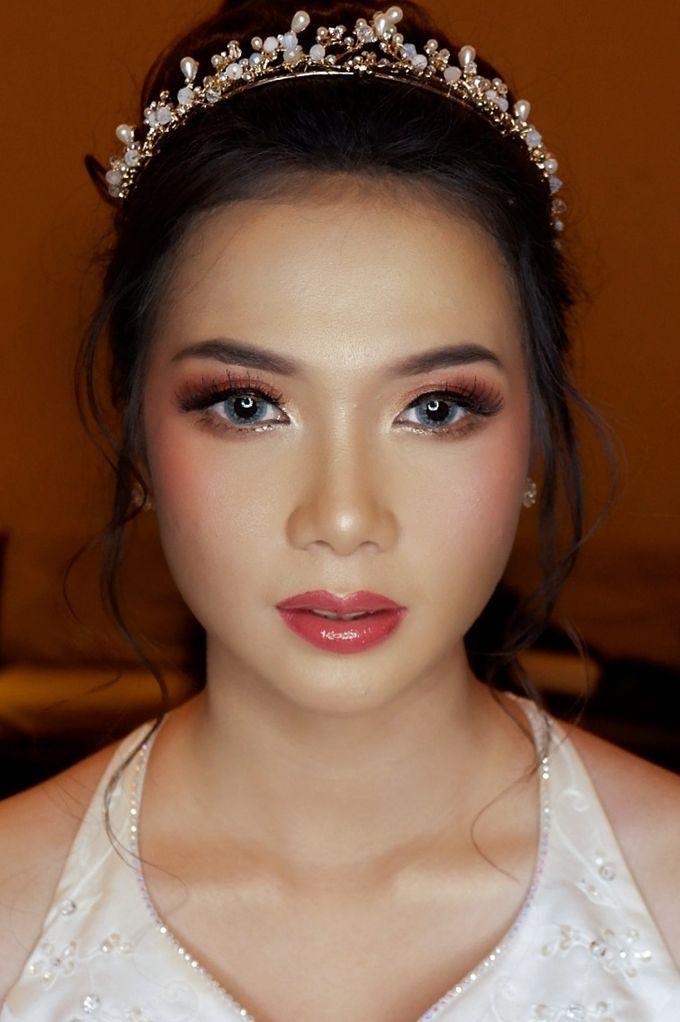 Wedding, Trial & Prewedding by CHERIS'H makeup artist - 017