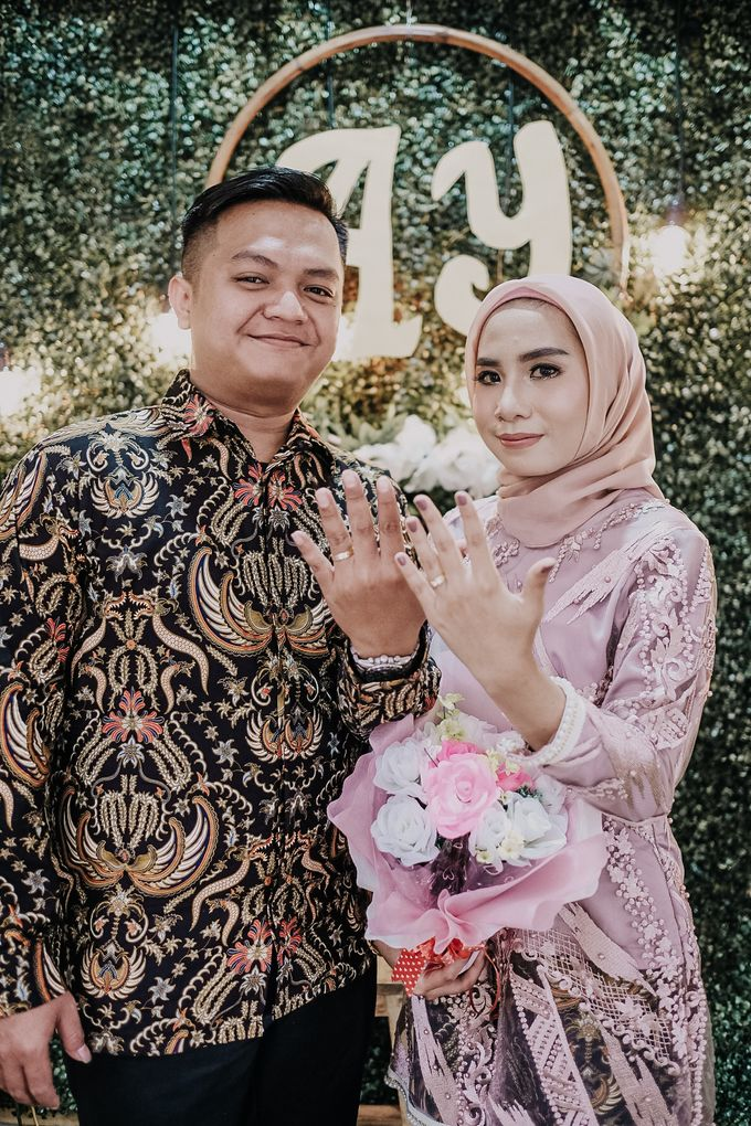 The Engagement of Anto & Yeni by Fazz Project - 002