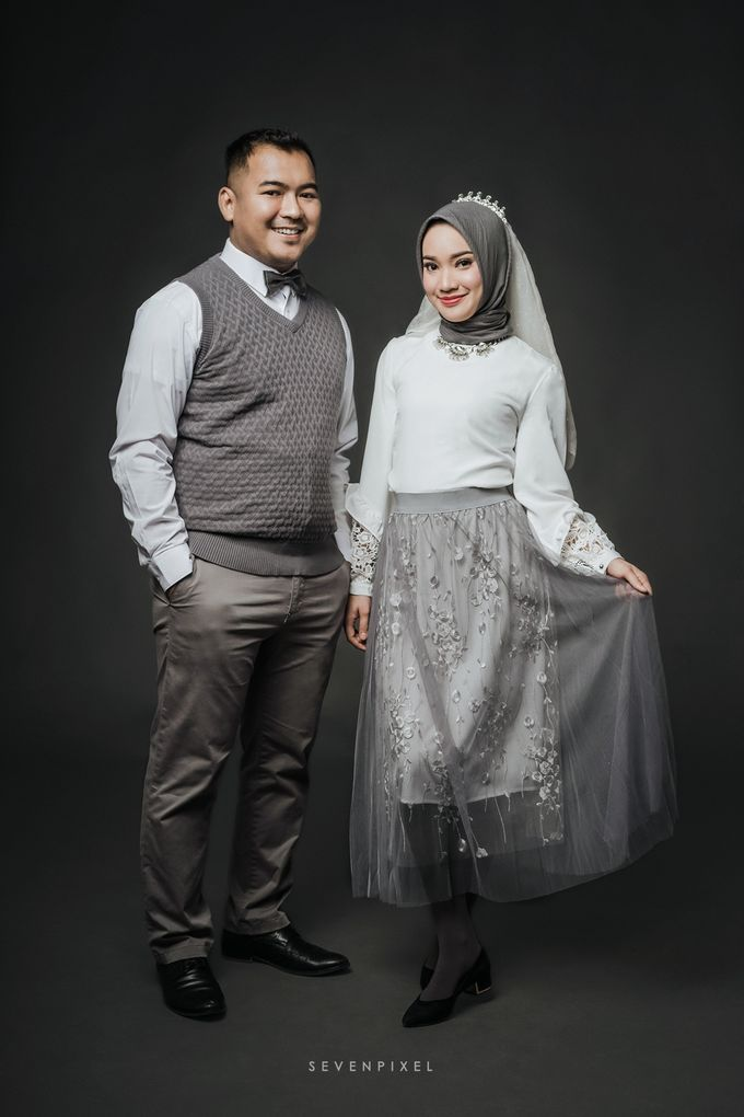 Prewedding Of Yane & Ongky by S E V E N P I X E L   PHOTOGRAPHY   AND   ARTWORK - 001