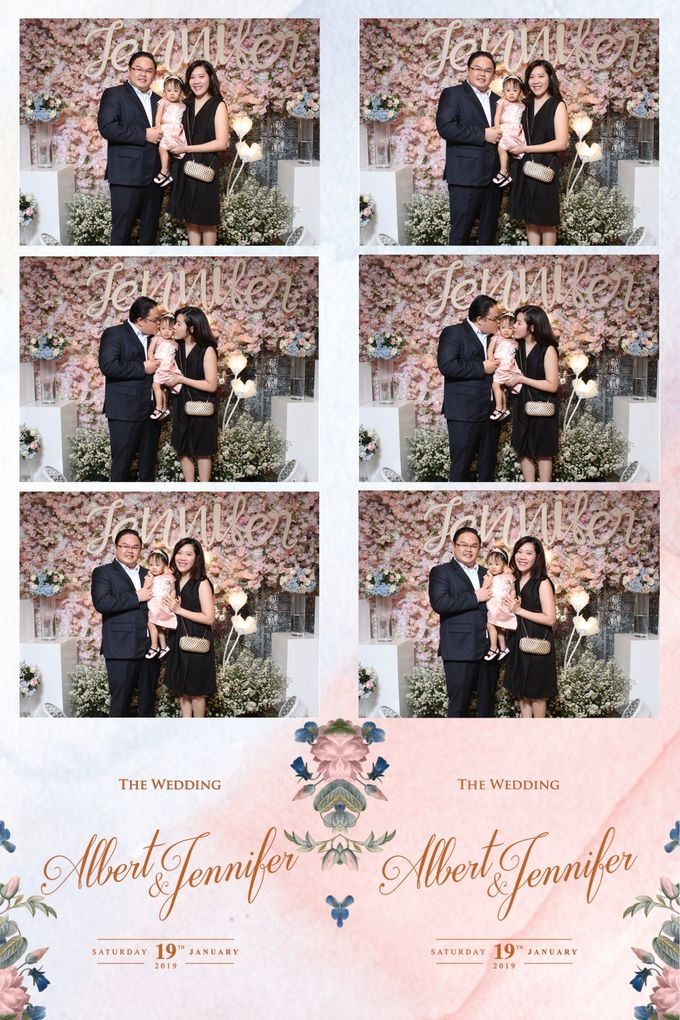 Albert & Jennifer by Twotone Photobooth - 015