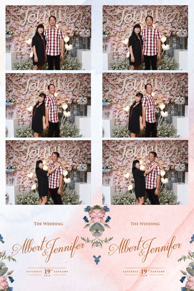 Albert & Jennifer by Twotone Photobooth - 023