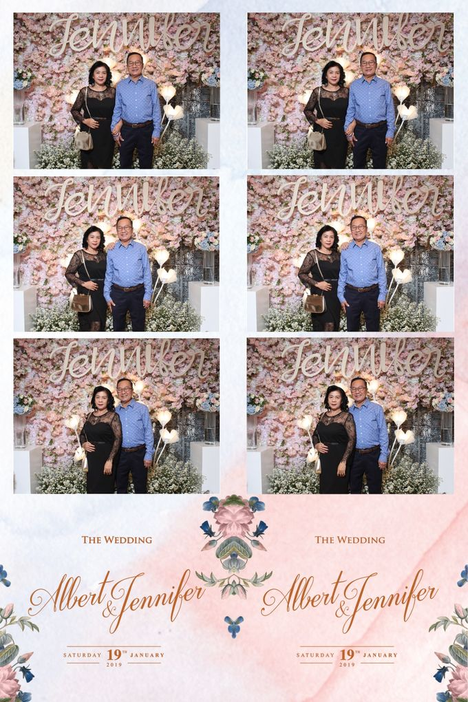Albert & Jennifer by Twotone Photobooth - 025