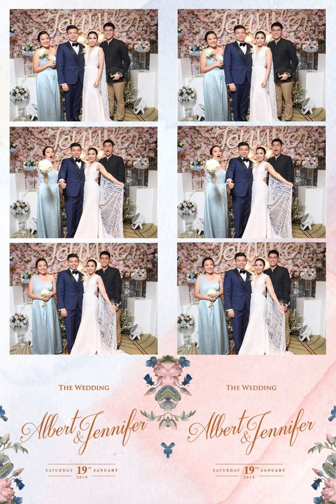 Albert & Jennifer by Twotone Photobooth - 013