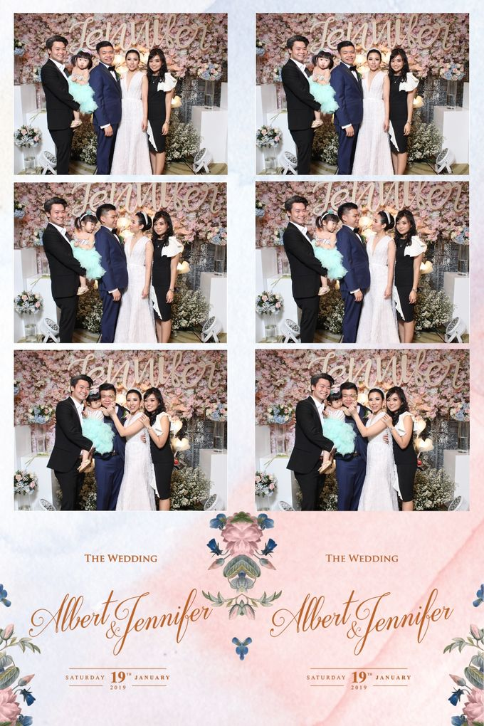 Albert & Jennifer by Twotone Photobooth - 008