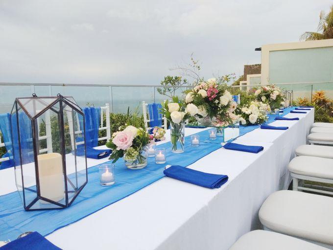 Wedding With V1 Organizer by Million Rose Event Bali - 001