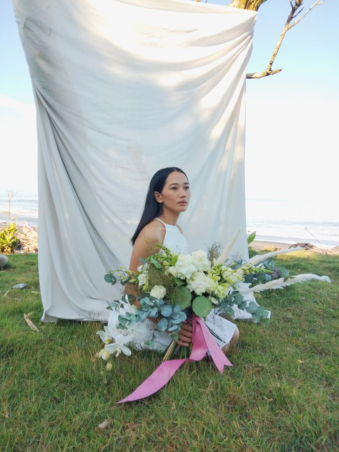 Our Morning At nyanyi Beach by Million Rose Event Bali - 001