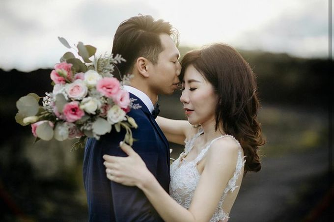 Pre-wedding For Ms Serene by Million Rose Event Bali - 003