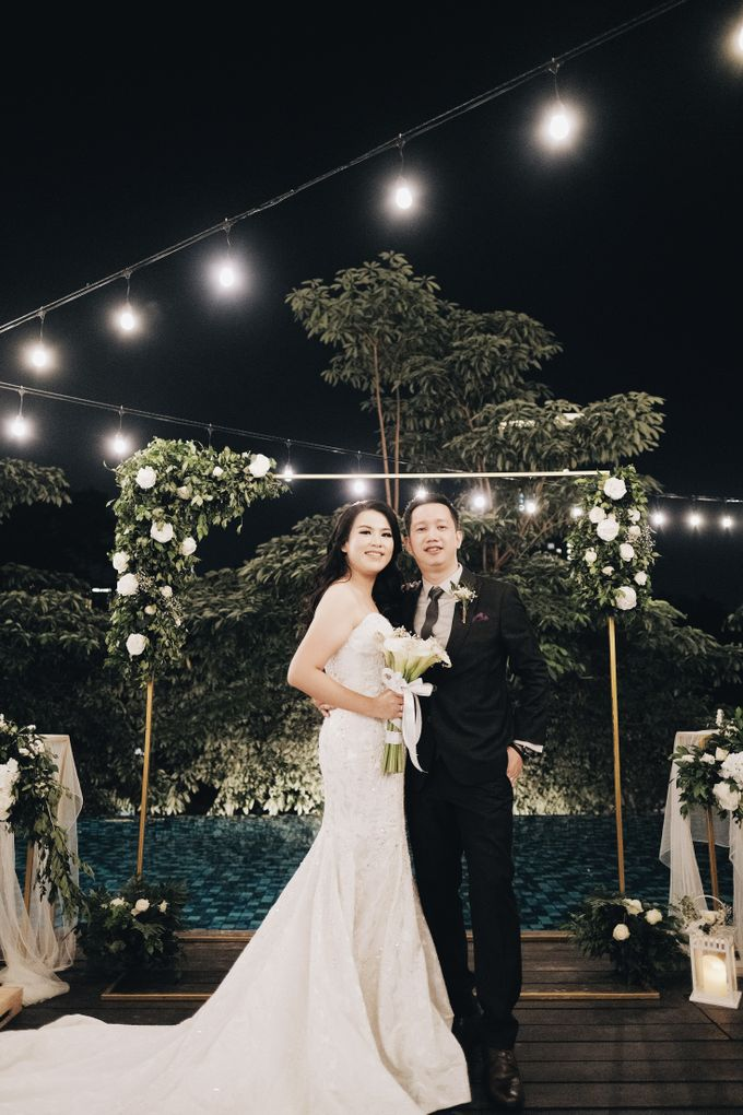 The Wedding of Axel & Julianti by Laurent Agustine by LOTA - 006