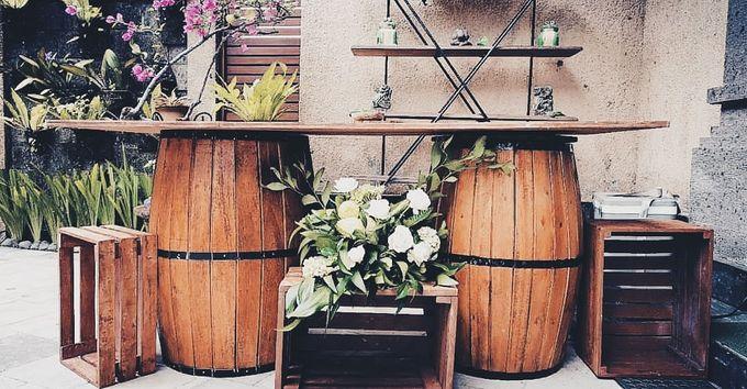 The Wedding of Ben & Maria by Miracle Wedding Bali - 009