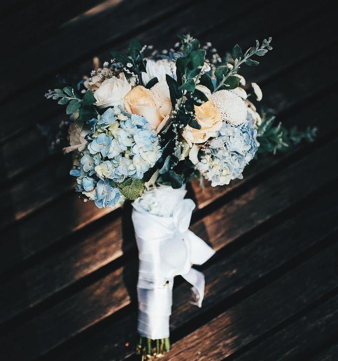 The Wedding of Ben & Maria by Miracle Wedding Bali - 005