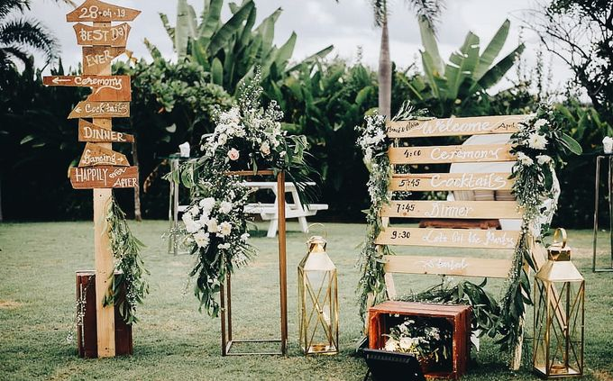 The Wedding of Han & Laura by Miracle Wedding Bali - 017
