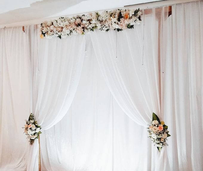 The Wedding of Ben & Maria by Miracle Wedding Bali - 013