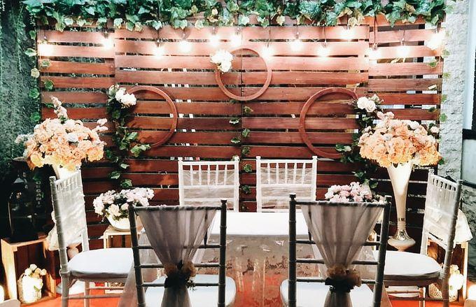 The Wedding of Ben & Maria by Miracle Wedding Bali - 006